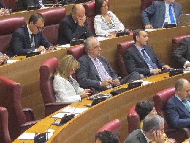 Blasco Atiende La Petición De Comisión De Investigación Por El Caso Cooperación