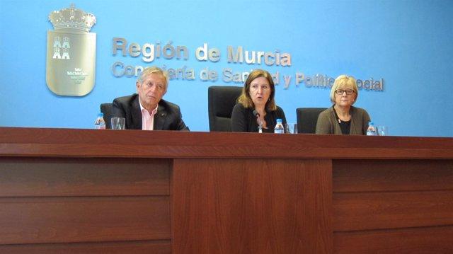 Presentación de la campaña de vacunación contra gripe y neumococo