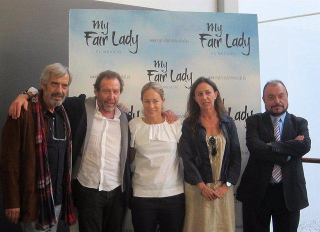 De Izquierda A Derecha: Crosas, Gea, Gómez, Gil Y Azpilicueta
