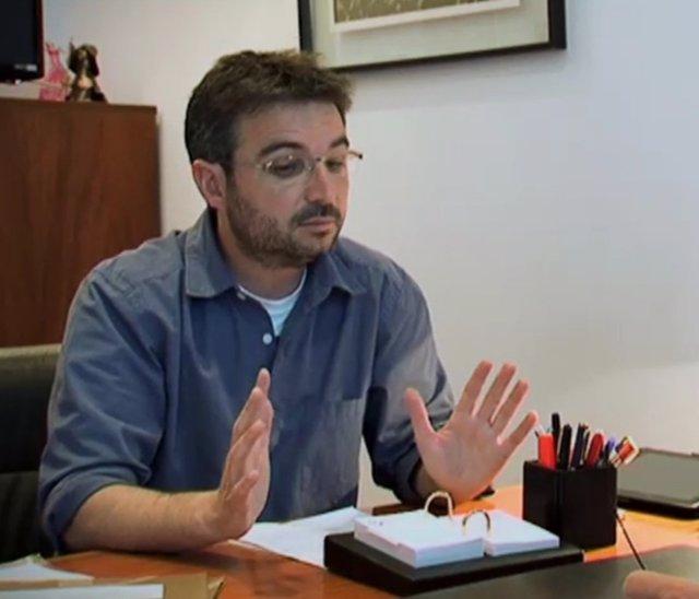 Jordi Évole en 'Salvados'
