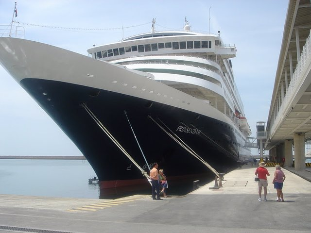 Crucero En Almería