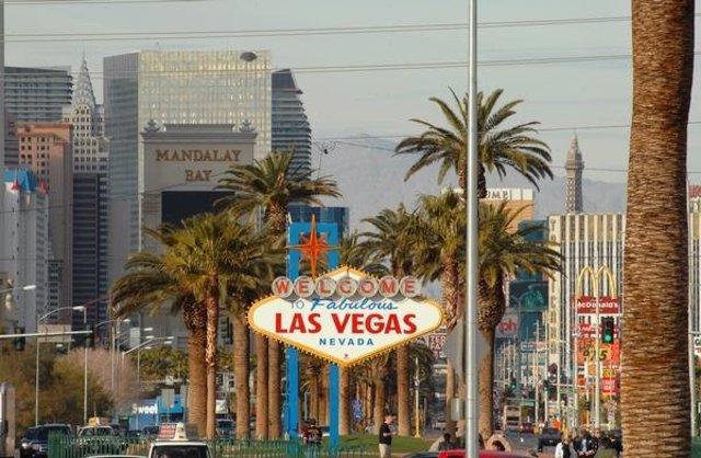 Welcome Las Vegas.