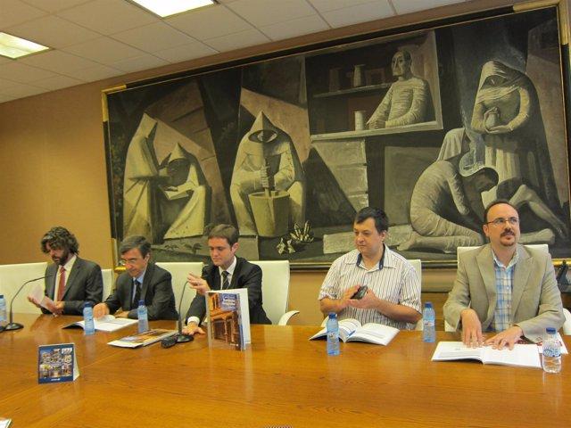 Presentación del número 48 de la revista Economía Aragonesa.
