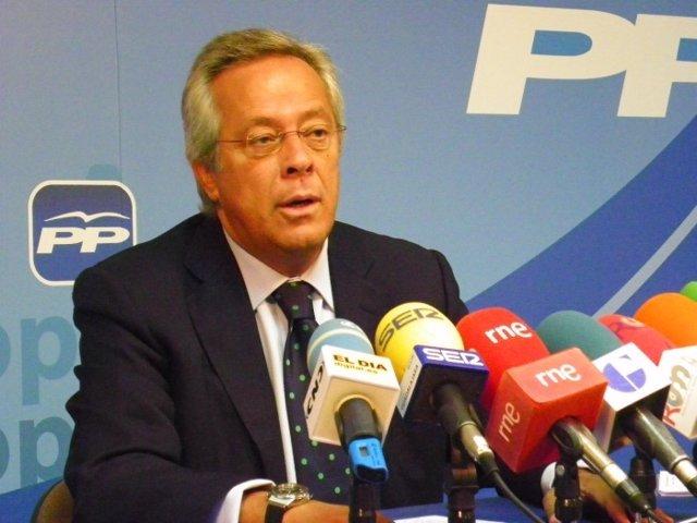 Ramón Aguirre Diputado Del Pp Guadalajara