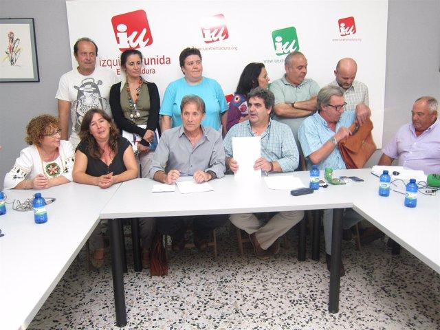 Izquierda Unida Extremadura