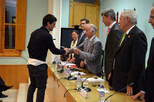 Amat inaugura el curso 2012/2013 de la UNED
