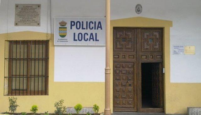 Policía local Ciempozuelos