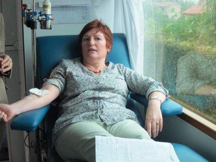 Galicia.- Sanidade pide a los ciudadanos que donen sangre al experimentar un estancamiento la participación