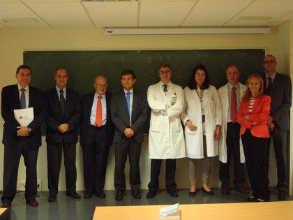 Empresas.-Unos cien alumnos de tercero de Medicina de la Universidad CEU San Pablo inician su formación en HM Hospitales
