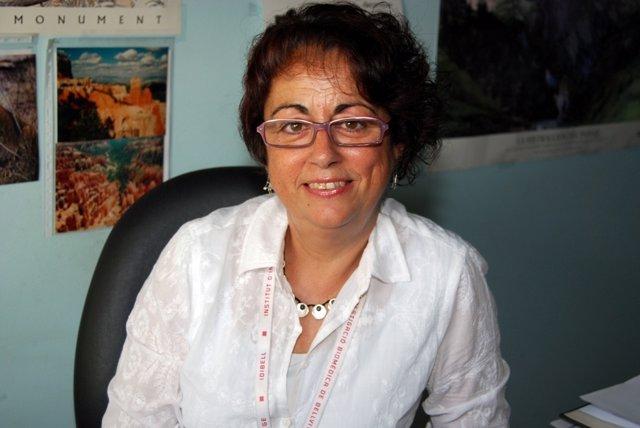 Investigadora Isabel Fabregat (Idibell)
