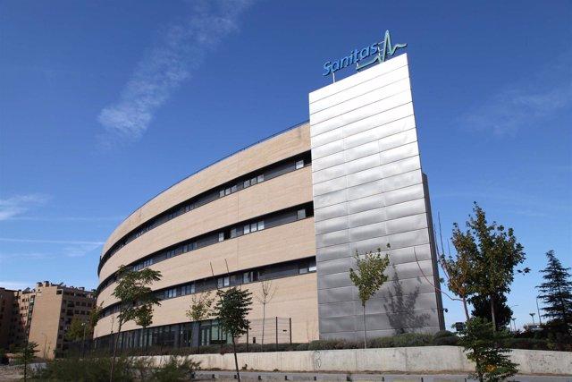 Instantánea Del Hospital Sanitas La Moraleja