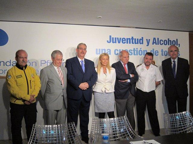 Presentación estudio 'jovenes y alcohol'