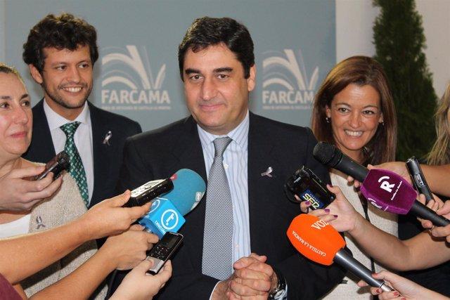 Jose Ignacío Echaniz (Consejero De Sanidad), Farcama Jose Ignacío Echaniz
