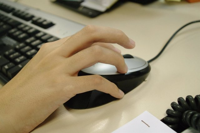 Recurso de usuario con ratón