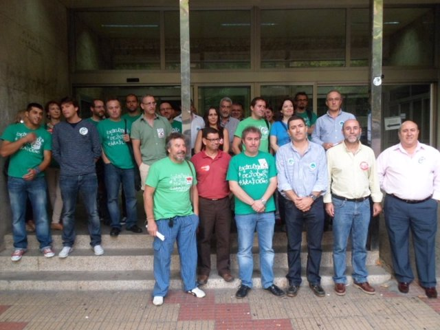 Sindicatos de la enseñanza de Extremadura
