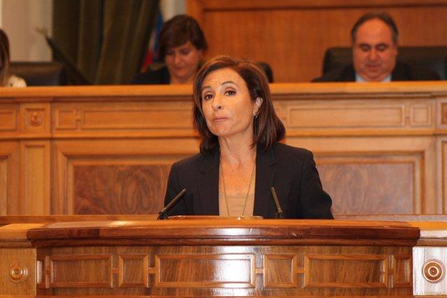 Marta García de la Calzada (consejera de fomento)