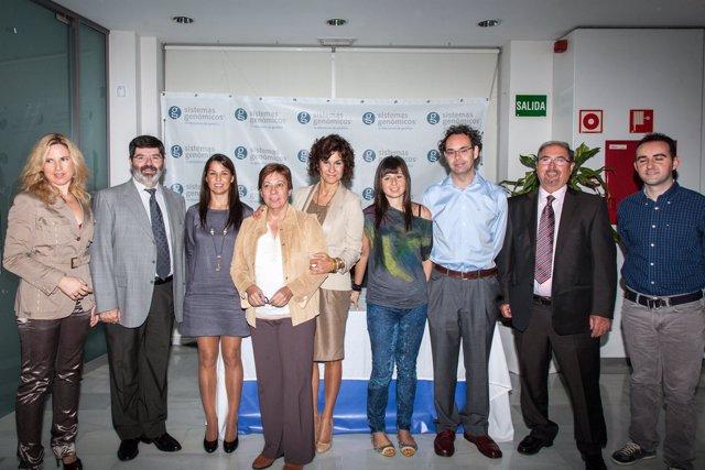 Fundación Sistemas Genómicos Y La Fundación Para El Fomento De La Investigación