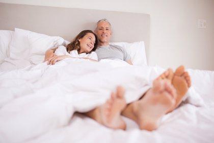 """El 80% de las parejas no se dan un beso de """"buenas noches"""" al irse a la cama"""