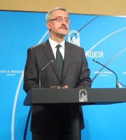 Antonio Ávila, este martes