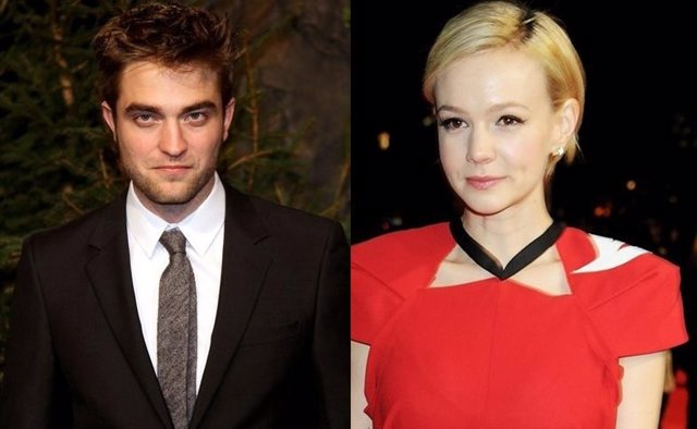 Robert Pattinson y Carey Mulligan