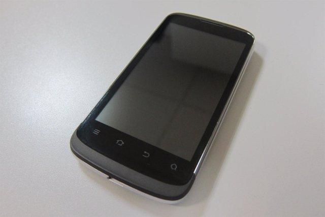 Smartphone teléfono móvil de ZTE Skate Pro