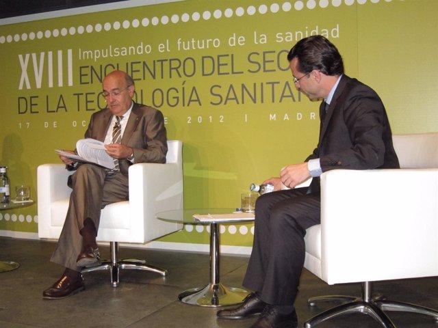 El conseller de Salut de la Generalitat, Boi Ruiz,