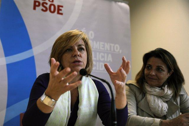 Elena Valenciano En Galicia