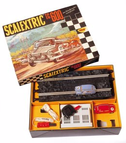Scalextric Antiguo