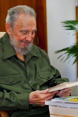 El ex presidente cubano, Fidel Castro.
