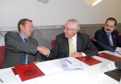 La Clínica Oftalmológica Centrofama colaborará en proyectos de investigación de la Universidad de Murcia