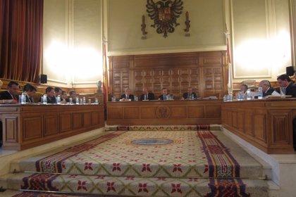 El pleno de la Diputación aprueba traspasar el H. Provincial al SESCAM con los votos en contra del PSOE