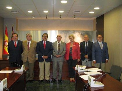 La Asamblea Regional acoge la constitución de la Comisión Mixta Asamblea Regional-Real Academia de Medicina
