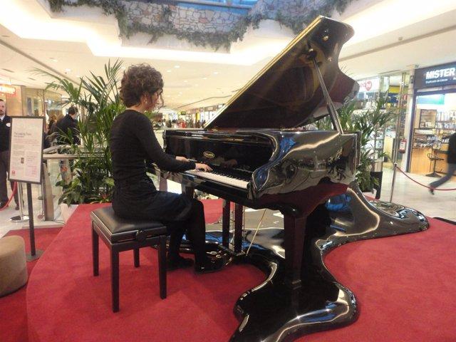 Concierto De Piano En La Vaguada