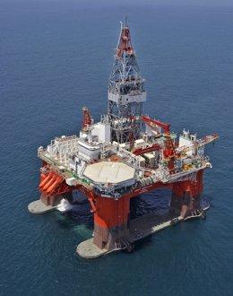 Plataforma Petrolífera 'West Hercules' en el Puerto de La Luz y de Las Palmas