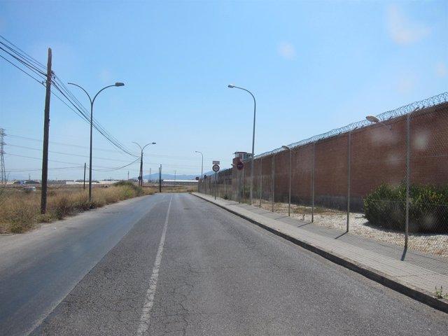 Prisión De Sangonera La Verde, En Murcia