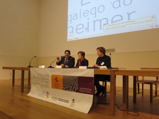 La secretaria general de Sanidad, Pilar Farjas inaugura las jornadas