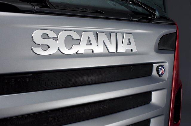 Logo De Scania