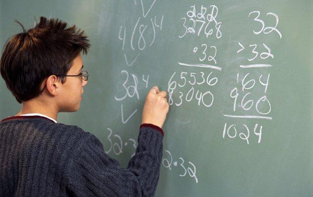 Alumno, Matemáticas, Escolar