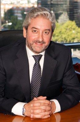 Antonio Moreno, presidente de Alstom España