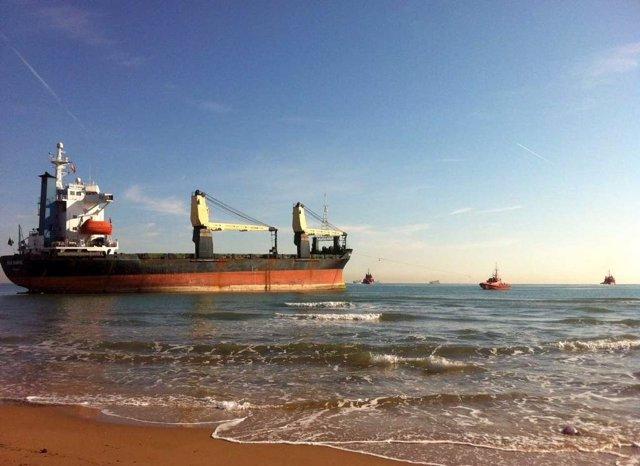 El BSLE Sunrise Frente A La Playa De El Saler