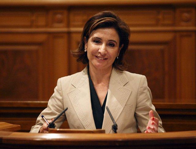Marta García De La Calzada En El Pleno