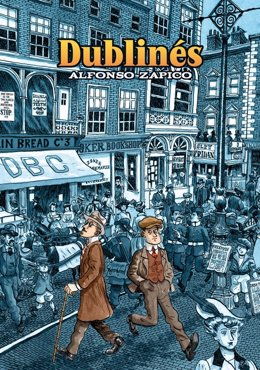 Dublinés de Alfonso Zapico