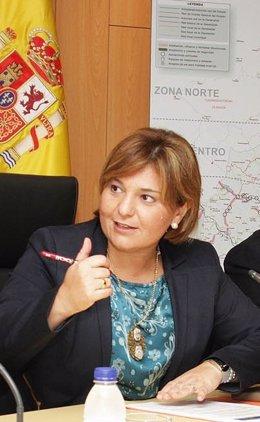 Isabel Bonig (Imagen De Archivo)