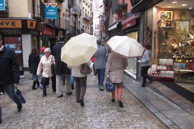 Paraguas, Lluvia, Mal Tiempo