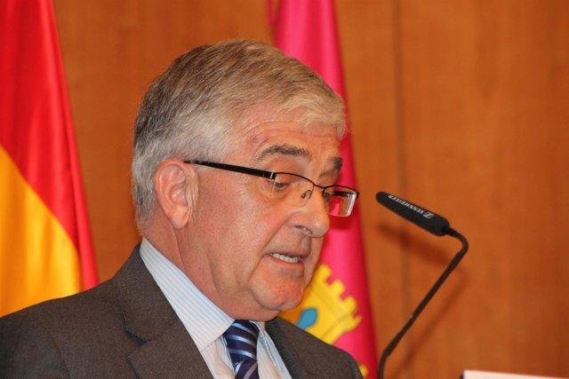 Gonzalo Moliner, Presidente del poder judicíal