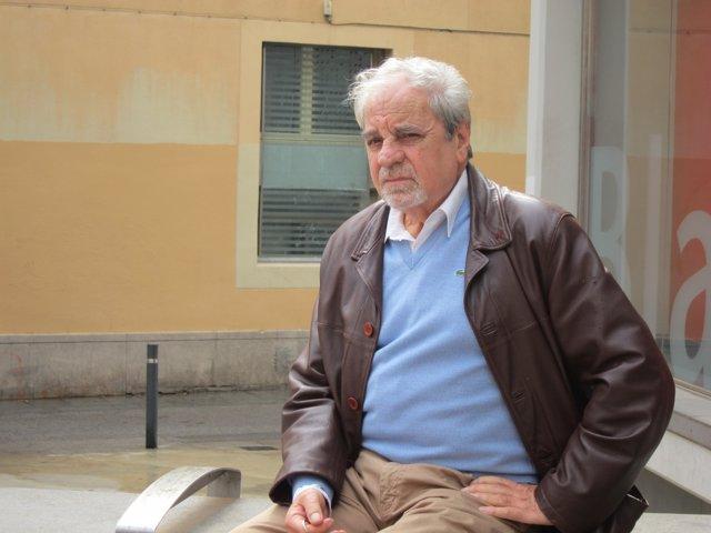 El escritor catalán Juan Marsé