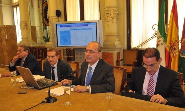 Pérez Casero, Amorós, De la Torre y González de Lara