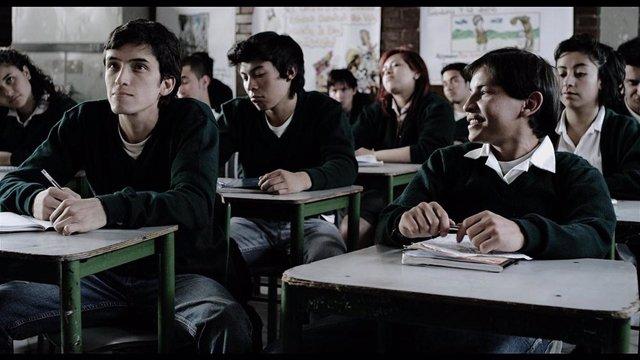 Fotograma de la película 'Estrella del Sur'.