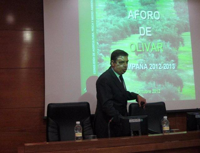 El consejero de Agricultura, Pesca y Medio Ambiente de Andalucía, Luis Planas.