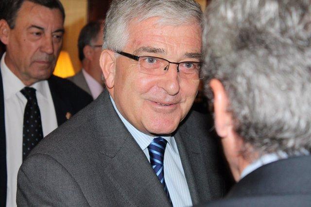 Gonzalo Moliner, Presidente del poder de justicía